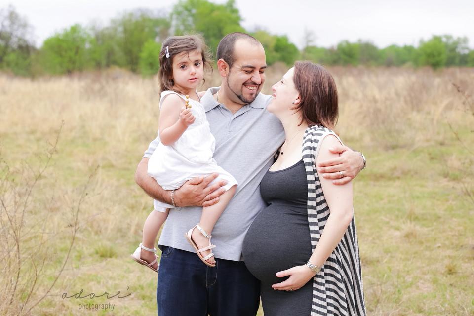lifestyle maternity session