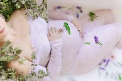 Milkbath maternity