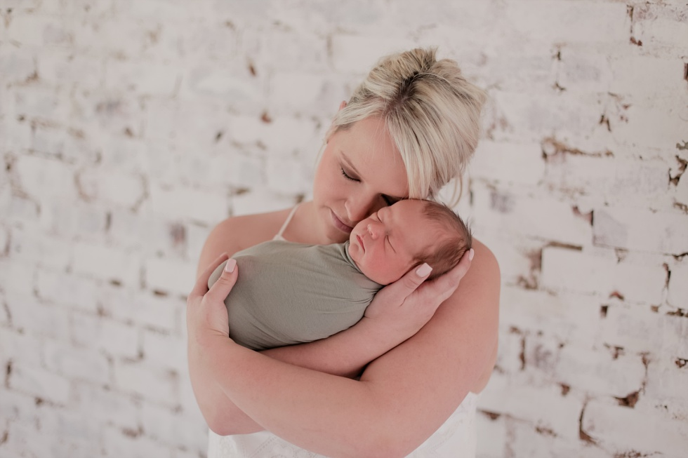 newborn milkbath