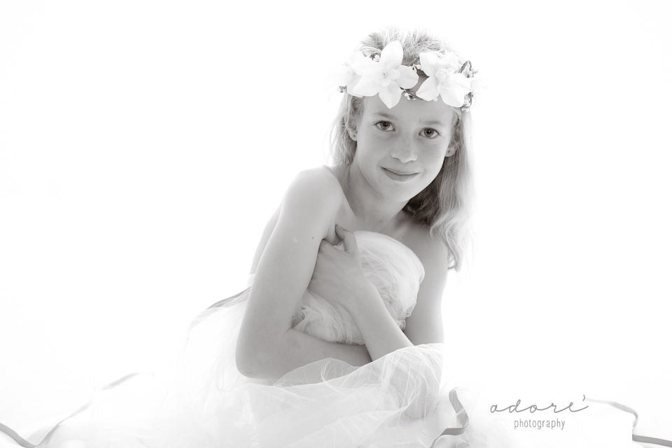 cherish mommy's wedding dress