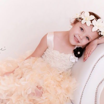child photography | all girls like to play dress up