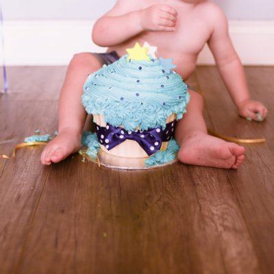 family photographer pretoria | cake smash shoot