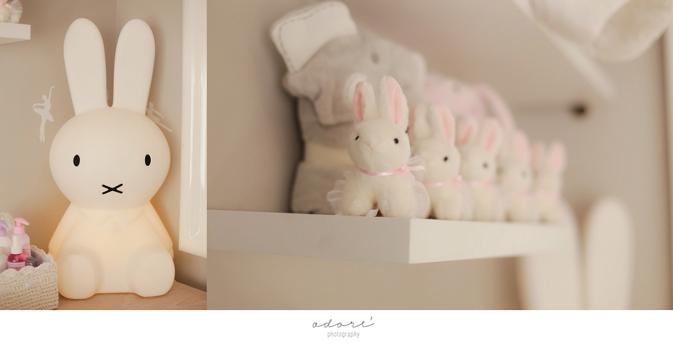 ballet nursery decor