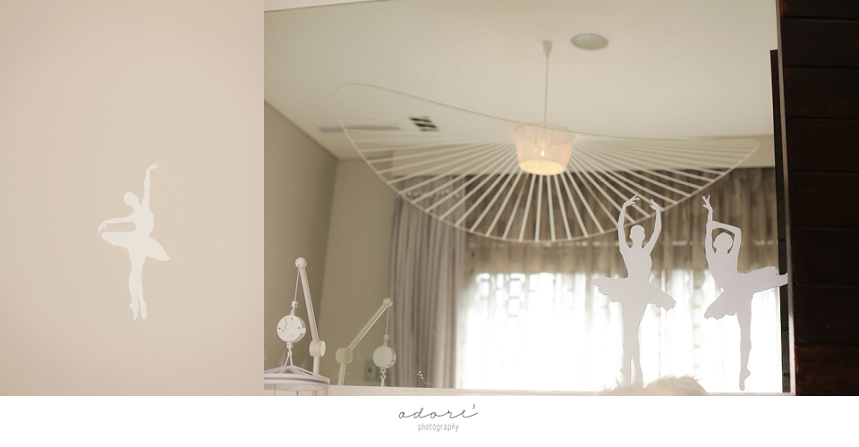 ballet nursery decor