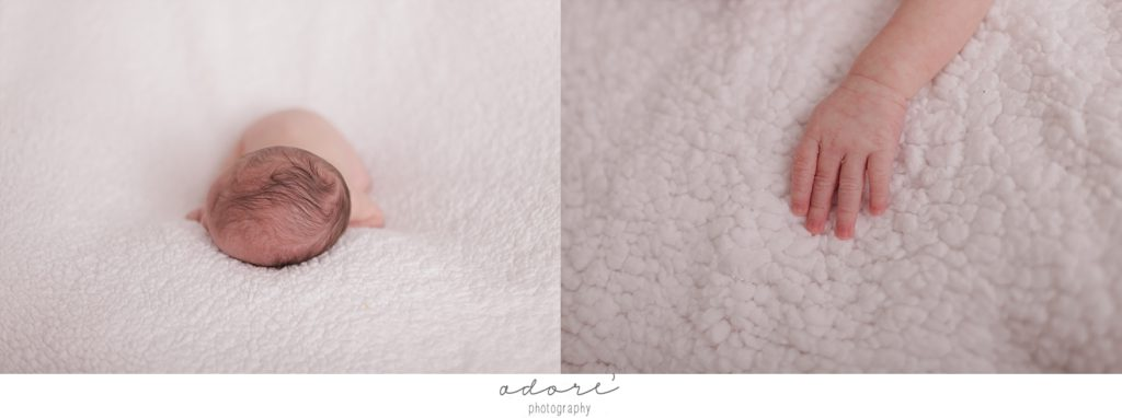 authentic newborn photography