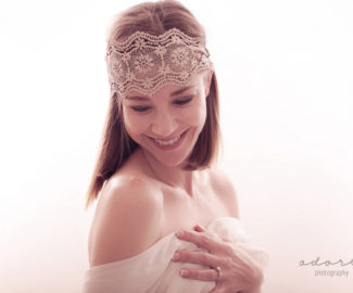 pretoria maternity photo shoot in centurion studio