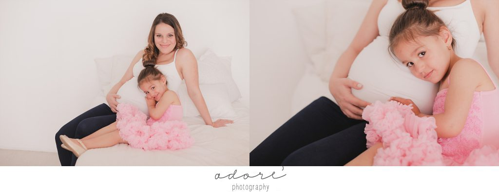 maternity family shoot