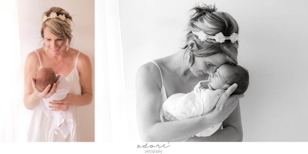 newborn mini shoot