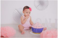 cake smash toddler shoot 1st birthday