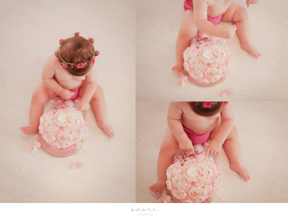 one year old cake smash ideas