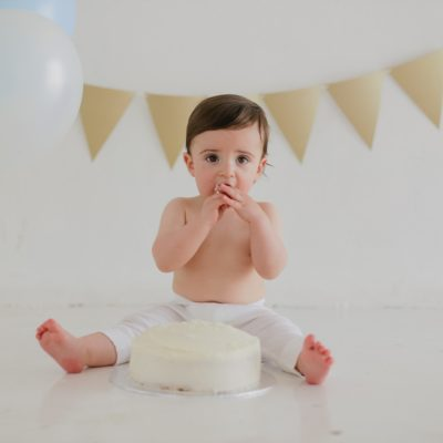 aviva | cake smash shoot