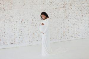 boudoir maternity