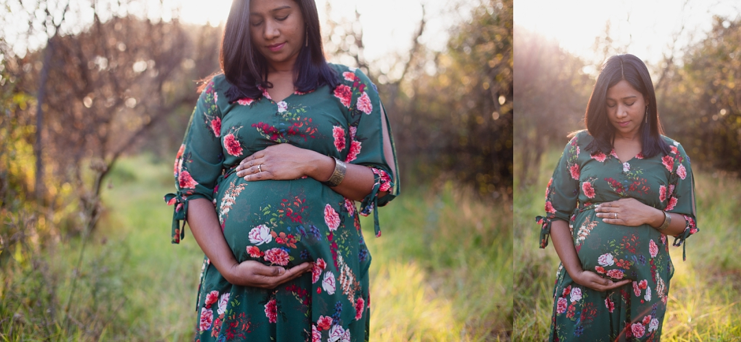 family maternity shoot