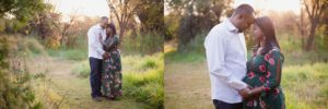 family maternity shoot