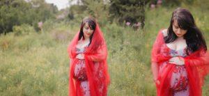 maternity outside
