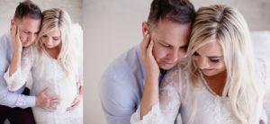 maternity studio photos