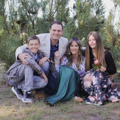 van Wyk family | on location photo shoot