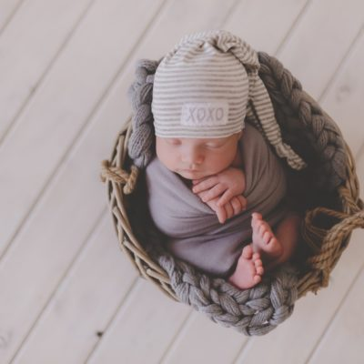 alice | newborn baby shoot