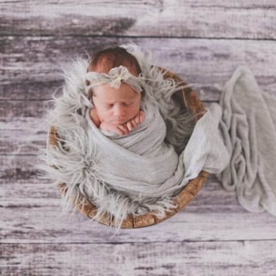 naude family newborn photographs