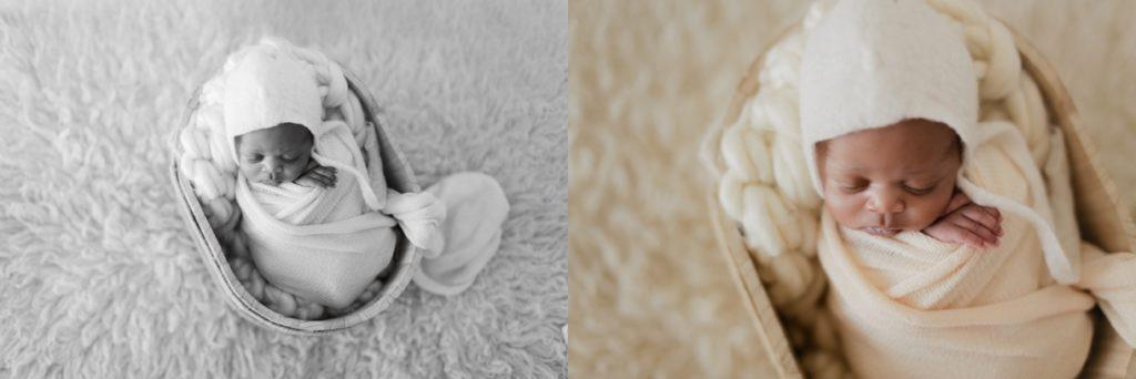 newborn photograph