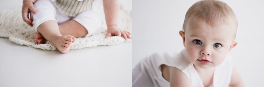 sitter photo shoot