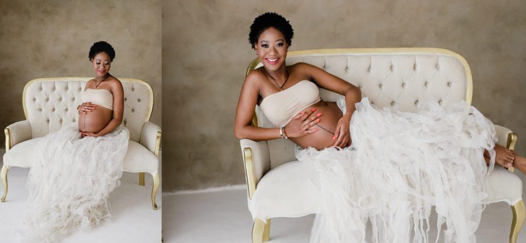 maternity milk bath shoot