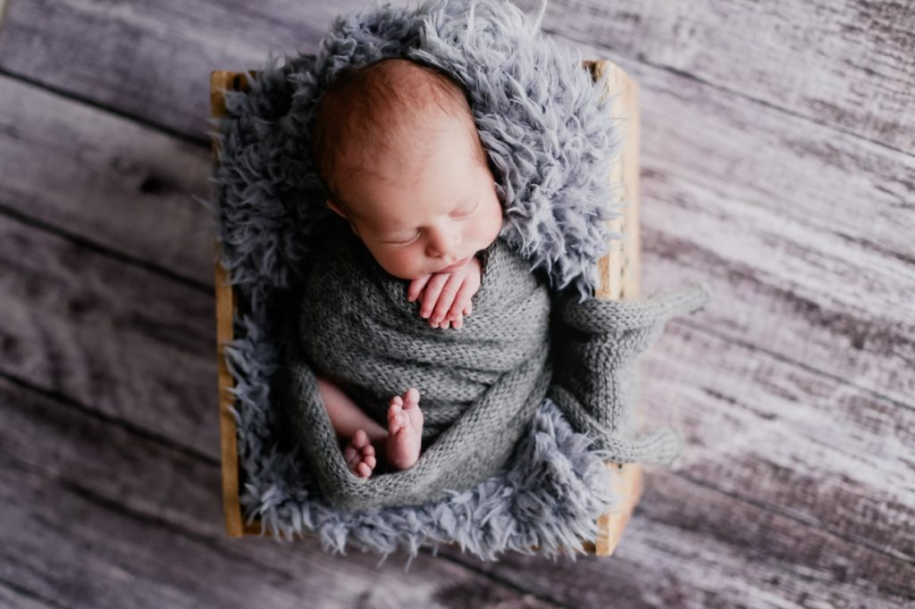 newborn and family photos