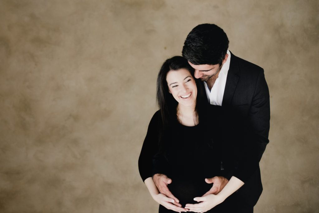 couple maternity pictures