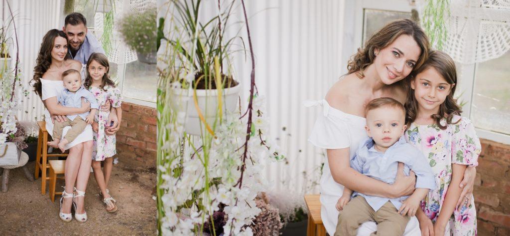 family photographer centurion greenhouse