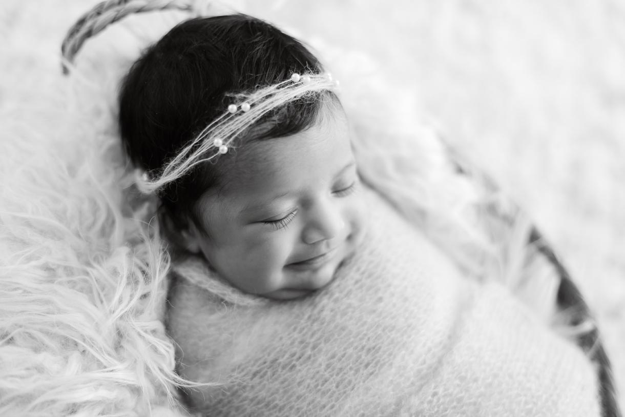 newborn photo shoot studio
