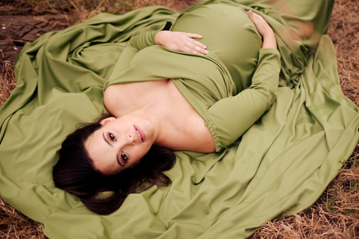 maternity photo shoot sandton