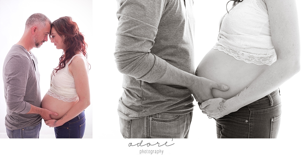 maternity family session