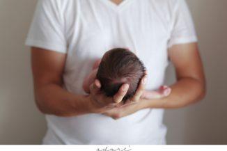newborn lifestyle on location
