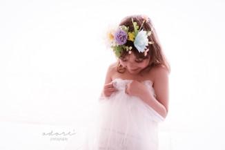cherish the dress girl in wedding dress