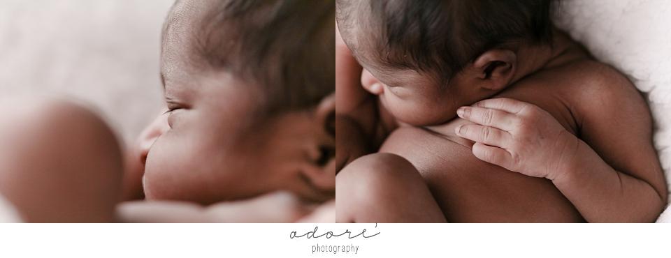 natural newborn