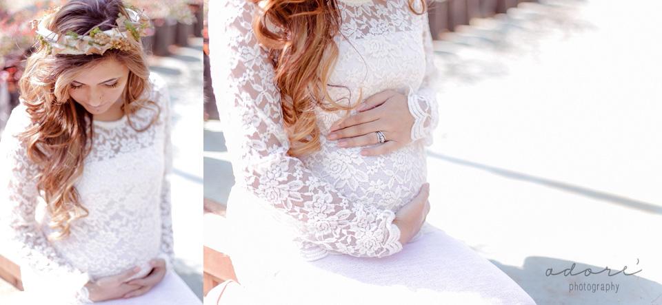 maternity motherhood shoot