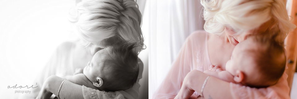 baby photography motherhood