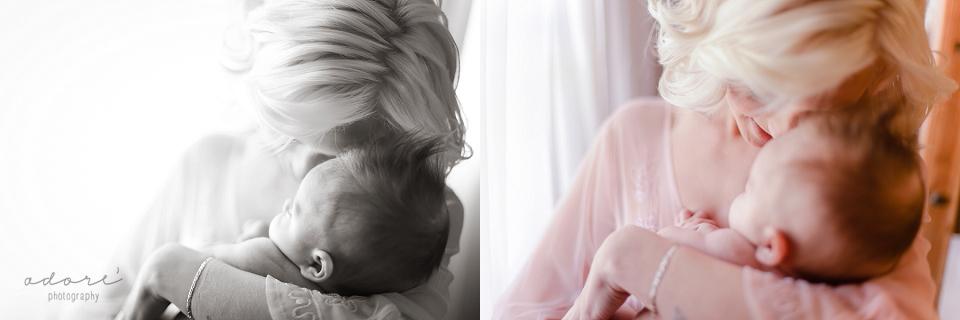 baby photography motherhood