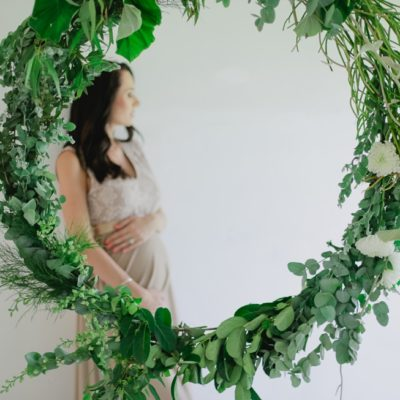 belle of the ball | maternity dresses | styled shoot