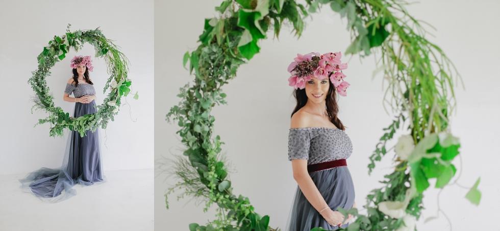 maternity shoot dresses styled shoot